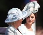 Lần đầu tiên hé lộ nguyên do bà Camilla bằng mặt nhưng không bằng lòng với con dâu Kate, từng tìm cách chia rẽ cô với William