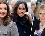 Chơi xấu con dâu, bà Camilla bị 2 công nương Kate và Meghan phản ứng như thế này?