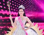 Cô gái Quảng Nam Trần Tiểu Vy giành vương miện Hoa hậu Việt Nam 2018