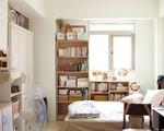 Bất ngờ với cách sắp xếp nội thất gọn gàng, thông minh trong căn hộ đi thuê của cô gái trẻ