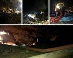 Lực lượng cứu hộ làm việc xuyên đêm, sắp tiếp cận được người mắc kẹt vụ sập hầm vàng ở Hòa Bình