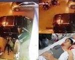 """Vụ nữ tài xế say rượu, lái xe Lexus gây tai nạn liên hoàn ở Hà Nội: May mà CSGT kịp thời rút chìa khóa điện"""""""