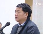 Ông Đinh La Thăng từ chối trả lời vì lý do sức khỏe: Tôi rất mệt