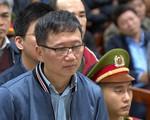 Bị cáo Trịnh Xuân Thanh khóc, nhận có lỗi với anh Thăng