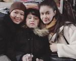 Cùng đưa con trai đi du lịch ở Sapa nhưng Trương Quỳnh Anh và Tim nhất quyết không chịu chụp ảnh cùng nhau