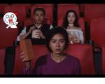Hai Phượng Ngô Thanh Vân ném gạch thẳng mặt kẻ livestream trong rạp