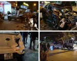 Video: Cảnh sát giao thông gây tai nạn liên hoàn ở Sơn La