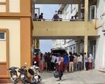 Nhiều công nhân tiếp tục buồn nôn, chóng mặt khi nhà máy GoldenVictory Việt Nam hoạt động trở lại