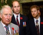 Thái tử Charles nổi giận vì mâu thuẫn giữa hai con trai