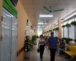 Bệnh viện sạch, mát, xanh như công viên