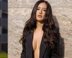Hình ảnh sexy tới nghẹn thở của HH Mai Phương Thúy khiến cô phải 'xin rút kinh nghiệm'