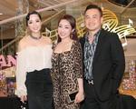 Bạn gái xinh đẹp của Chi Bảo lộng lẫy dự sinh nhật Hoa hậu Giáng My
