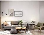 Căn hộ 30m2 có nội thất đơn giản nhưng vô cùng sang trọng