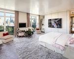 Căn penthouse triệu đô góc nào cũng sang chảnh của nam ca sĩ nổi tiếng không thừa kế cho con một xu nào dù rất nhiều tiền