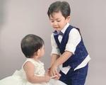 Con trai Khánh Thi 4 tuổi đã tự lập chăm sóc mình và em dù người lớn không chỉ bảo