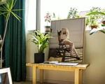 Cô gái xinh đẹp 29 tuổi biến căn hộ cũ 40m² thành không gian sang chảnh đáng mơ ước