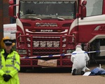 39 người tử nạn trong container ở Anh đều là người Việt Nam