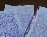 Những trang nhật ký đau lòng của cô bé tội nghiệp bị chính cha mẹ nhốt và bỏ đói đến chết trong phòng