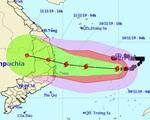 Dự báo thời tiết ngày 9/11: Bão số 6 đổ bộ với sức gió cực mạnh, biển động dữ dội
