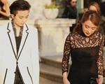 Hoàng Thùy Linh - Gil Lê mặc đồng điệu, sánh bước dự lễ cưới Đông Nhi
