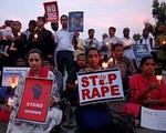 Bị thiêu sống vì chống lại kẻ cưỡng hiếp