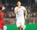 U22 Việt Nam - U22 Indonesia (hiệp 2): 1-0, Văn Hậu mở tỷ số
