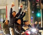 Giải 'cơn khát vàng' SEA Games suốt 60 năm, Hà Nội một đêm không ngủ