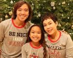 Danh hài Việt Hương và loạt nghệ sĩ hải ngoại đón Giáng sinh