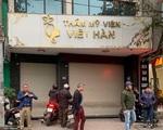 Nam khách hàng tử vong tại thẩm mỹ viện ở Hà Nội: Nạn nhân chết trước khi xe cấp cứu đến
