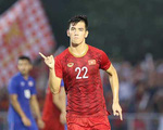 Bố cầu thủ Tiến Linh: 'Tôi thót tim, lo lắng khi thấy con trai đá penalty'
