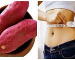 Ăn khoai lang đúng cách để giảm cân và làm đẹp da hiệu quả