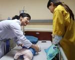 Trên 90#phantram người hài lòng về phong cách, thái độ phục vụ của nhân viên y tế
