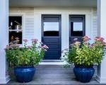 Không gian cổ kính và yên bình trong ngôi nhà ngập cây xanh và hoa cỏ của vợ chồng trẻ