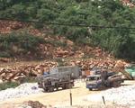 Nghệ An: 3 người thiệt mạng trong vụ sập mỏ thiếc kinh hoàng