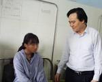 Nữ sinh tham gia đánh bạn ở Hưng Yên bị dọa giết