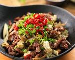 Chưa ăn đã 'chạy mất dép' với món hậu môn gà đến từ Hàn Quốc