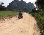Nghệ An: Dân tái định cư chưa đến hết đường đã nát