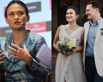 Vợ mới cưới của chồng cũ Hồng Nhung có lý lịch và gia thế khủng thế nào?