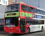 Cảnh sát Anh truy tìm 6 kẻ tấn công tình dục bé gái trên xe buýt