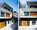 Ngôi nhà xây trên mảnh đất chéo nhưng đẹp 'không có góc chết' ở Đà Nẵng