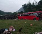 Tiết lộ bất ngờ về tốc độ xe khách trong vụ va chạm với xe tải làm 40 người thương vong ở Hòa Bình