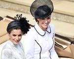 Cách Kate tưởng nhớ Diana khi xuất hiện bên các mỹ nhân hoàng gia