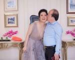 Cuộc tình của Đinh Hiền Anh và Thứ trưởng Bộ tài chính hơn 17 tuổi