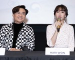 Hari Won bị MC Đại Nghĩa tố ham ăn trong talkshow ẩm thực