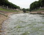Lùi thời gian lấy nước thí điểm sông Tô Lịch do bổ cập nước từ hồ Tây