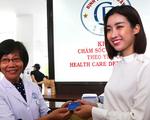 """Hoa hậu Mỹ Linh đăng ký hiến tạng: """"Được truyền cảm hứng từ câu chuyện bé Hải An"""""""