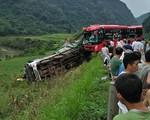 Thông tin mới nhất vụ xe khách giường nằm đâm đuôi xe tải khiến 16 người thương vong