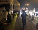 Vụ xe container đâm hàng loạt xe máy trên cầu Thanh Trì: Đã tìm thấy thi thể nạn nhân xấu số