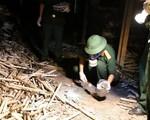 Hơn 2.000m2 mặt sàn nhà kho Công ty Rạng Đông bị nhiễm độc sau vụ cháy kinh hoàng hiện ra sao?