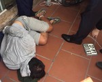 Bắt đối tượng cầm súng xông vào cướp ngân hàng ở Hà Nội